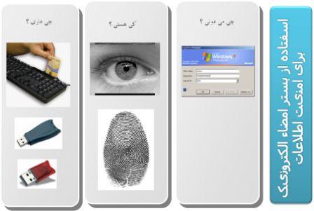 روش های تشخیص هویت